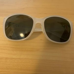 Smith Evolve Lookout Vintage White Sunglasses